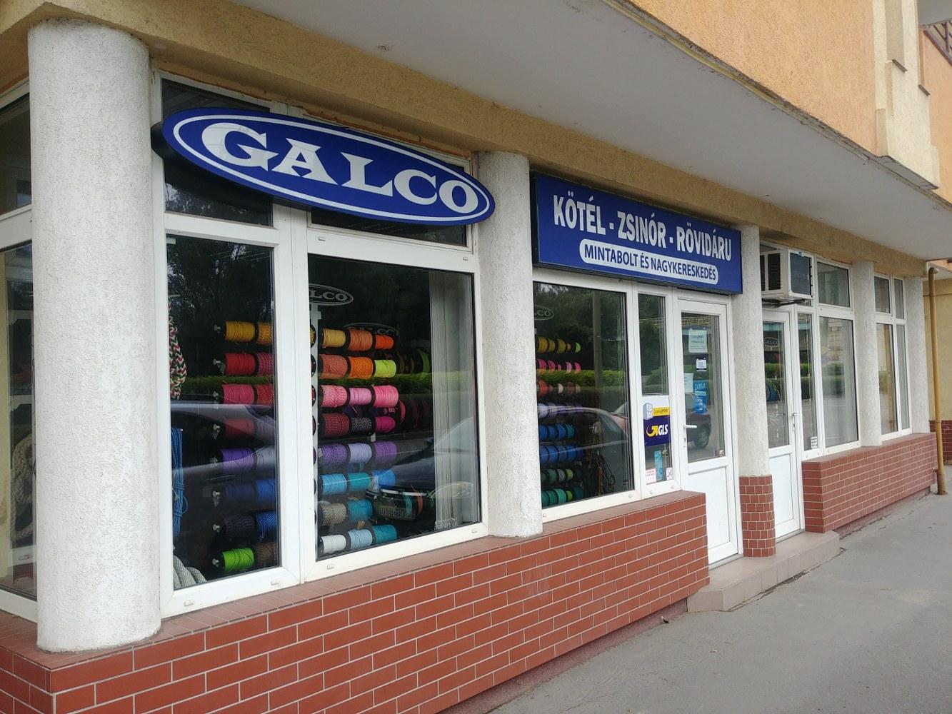 Galco mintabolt Szeged