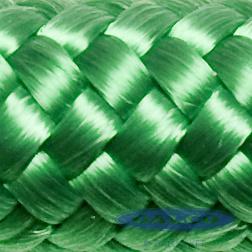poliészter kötél zöld