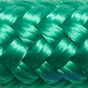 polipropilén kötél zöld